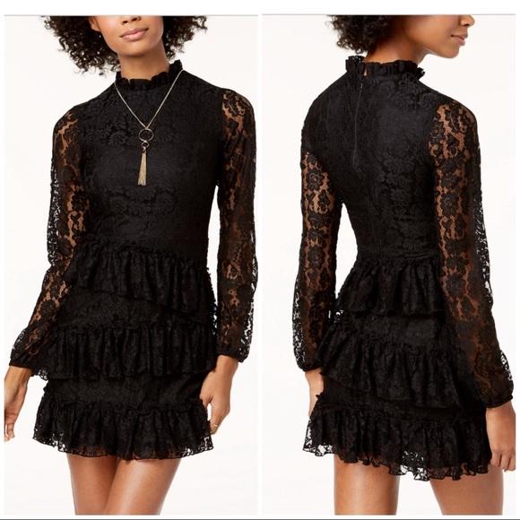 b4fb511ed93 NWT The Edit by Seventeen Junior s ruffled dress. NWT. Macy s